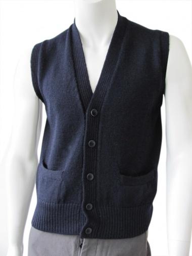 Giulio Bondi Waistcoat with streaks