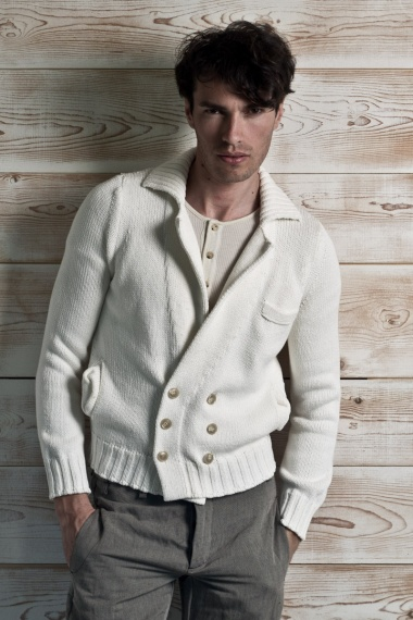 Nicolas & Mark Mini Double-breasted Cardigan