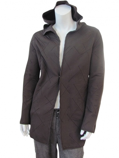 Nicolas & Mark Hooded Coat