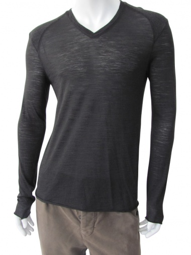 Nicolas & Mark T-Shirt scavo a V