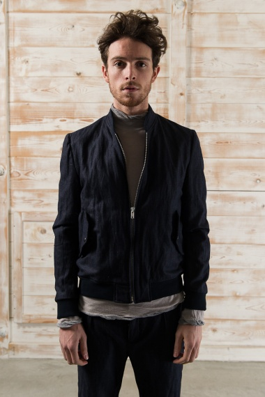 Nicolas & Mark Bomber Jacket