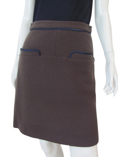 Volod'ja Skirt with pockets