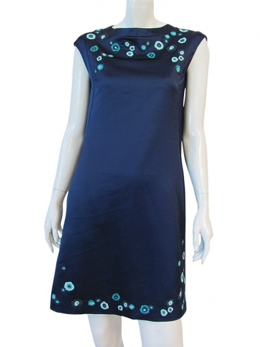 Volod'ja Embroidered Dress