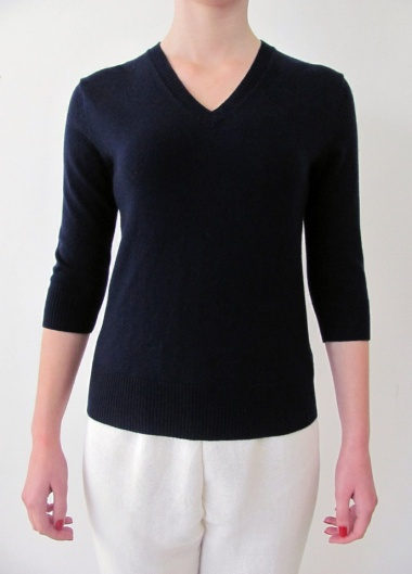 Pull with Bow by Petit Bateau