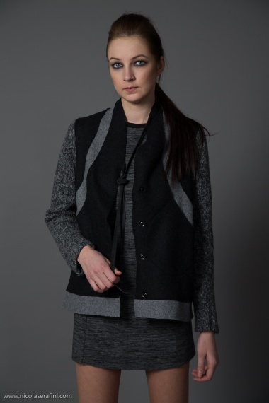 Nicolas & Mark Jacket with Inlay