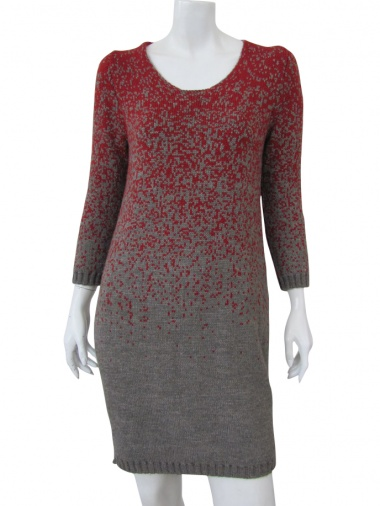Zone of Influence Sweater Dress