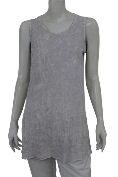 Nicolas & Mark Stonewashed tank top