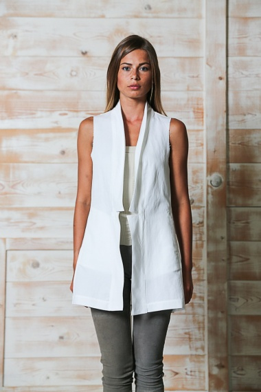 Nicolas & Mark Patchwork vest