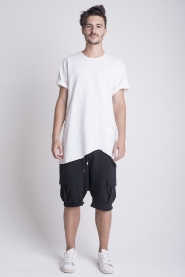 asymmentric tshirt james0706