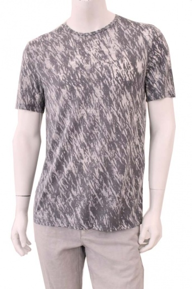 Nicolas & Mark T-shirt m/l stampa devor