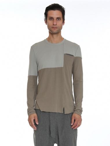 Nicolas & Mark Patchwork T-shirt