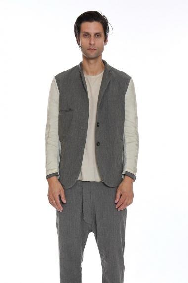 Nicolas & Mark Linen Doubleface Jacket