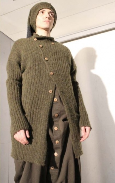Marc Point Cardigan a coste