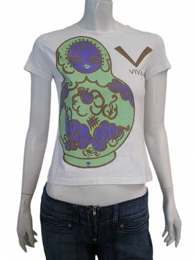 T-Shirt by Vivia Ferragamo | DressSpace